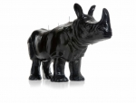 Exclusives Wachs Nashorn lackiert